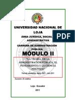 Módulo-2-La-Teoría-de-la-Administración-Pública-el-Pensamiento-y-la-Ciencia-Política