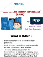 Ifm Prsntation Banp -Bank
