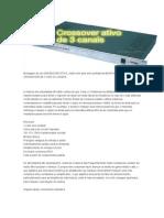 Crossover Ativo Portugues