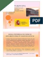 2012 Sekcja Dwujezyczna PDF