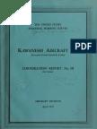 USSBS Report 18, Kawanishi Aircraft Company