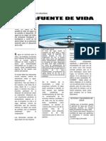 Articulo Periodistico Del Agua (1)