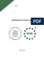 Carte Excel 2003