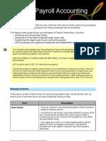 Basic Payroll Accounting