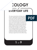 Ecology of Everyday Life Gistifications