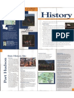 Port Hudson Battlefield Louisiana Pamphlet