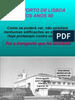 Aeroporto anos 50