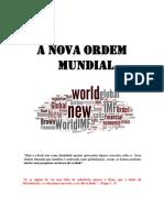 A Nova Ordem Mundial