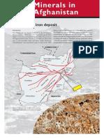 Hajigak Iron Deposit