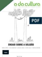BRYAN. 2012. Ensaio Sobre a Solidão – Solidão, use com cautela