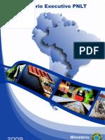 PNLT - Plano Nacional de Logística e Transportes