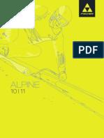 2010-2011 Fischer Alpine
