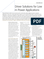 IGBTGateDriverSolutions Power Electronics Europe 6 2010