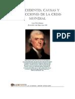 Proyecciones de La Crisis Mundial Doc. General Amigos