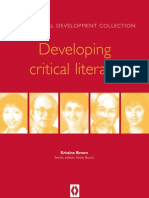 Developing Critical Literacy
