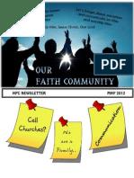 2012-05 - HPC Newsletter