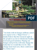 Pet Bharo Project
