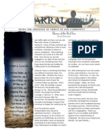 May Newsletter 2012