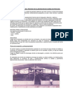 DESCRIPCIÓN GENERAL DEL PROCESO DE ELABORACIÓN DE HARINA DE PESCADO