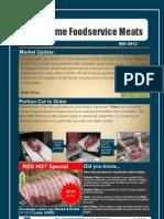 Prime Food Service Meats Newsletter