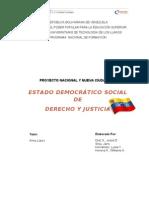 Proyecto Nacional y Nueva Ciudadania