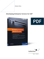 Sappress Developing Enterprise Services