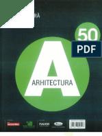 50 de birouri de arhitectură din România 2008 Bussiness Week și Bicau, ISBN 978-973 Pag 156-159-Fragment