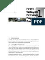 Bab 1 Profil Provinsi Papua Barat