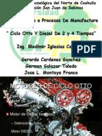 Motores de Ciclo Otto