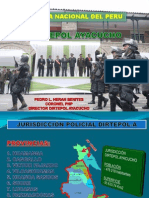 REDACCIÓN DE DOCUMENTOS DIRTEPOL AYACUCHO