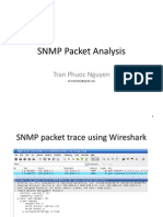 SNMP Packet Analysis