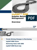 02 SRM Overview
