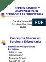 Conceptos de Serologia Eritrocitariappt