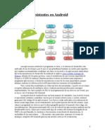 Servicios en Android