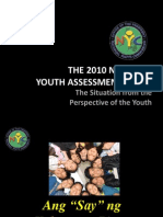 NYC National Youth Assessment Study 2010