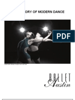 History of Modern Dance Student Handout