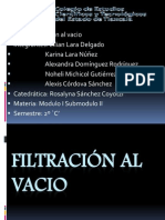 filtracion..!