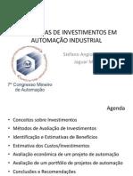 Estrategias de Investimento Em Automacao Industrial