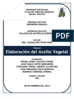 Trabajo Final Aceite Vegetal