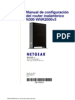 Manual de Configuración de Router
