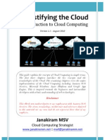 Demystifying the Cloud-eBook