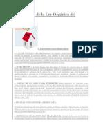 Guía rápida de la Ley Orgánica del Trabajo 2012
