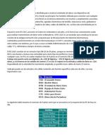 Norma de Transmision Rs232