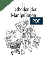 Elias Erdmann - Methoden der Manipulation (ebook)