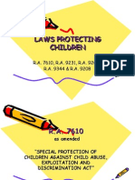 Laws Protecting Children