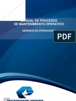 Manual de Mantenimiento Operativo