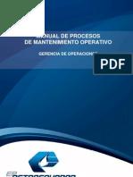 Manual de Mantenimiento Operativo