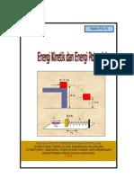 Fis-10 Energi Kinetik Dan Energi Potensial1