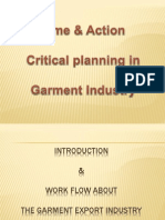 T&a Critical Planner