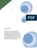 Economic Analysis of Cipla